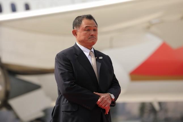 日本オリンピック委員会(JOC)の山下泰裕会長