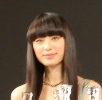 栗山千明さん(2009年撮影)