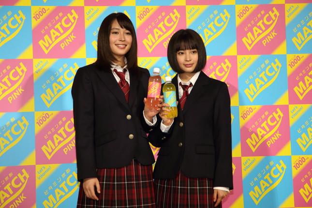 広瀬アリス&すず姉妹(2015年)。ケンカの理由は?