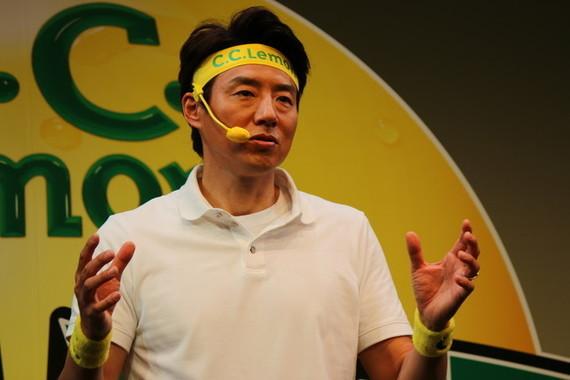 大会本番でも「活躍」が期待される松岡さんだが…(15年4月撮影)