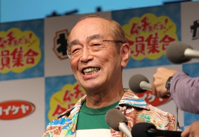 志村けんさん(2016年)。訃報に悲しみが広がっている