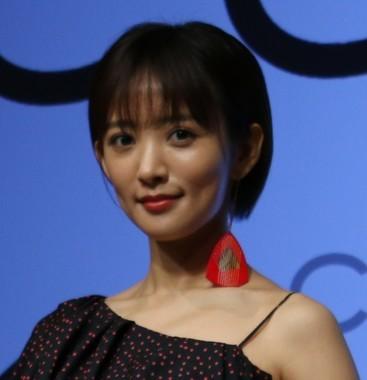 夏菜さん(2019年)撮影
