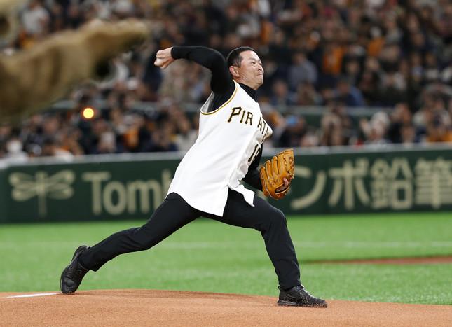 桑田真澄さん(写真:AP/アフロ)。Matt化はされず
