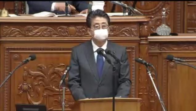 安倍首相の布マスク発言で憶測相次ぐ(4月2日の衆院インターネット審議中継から)