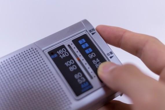 ラジオでもリモート出演