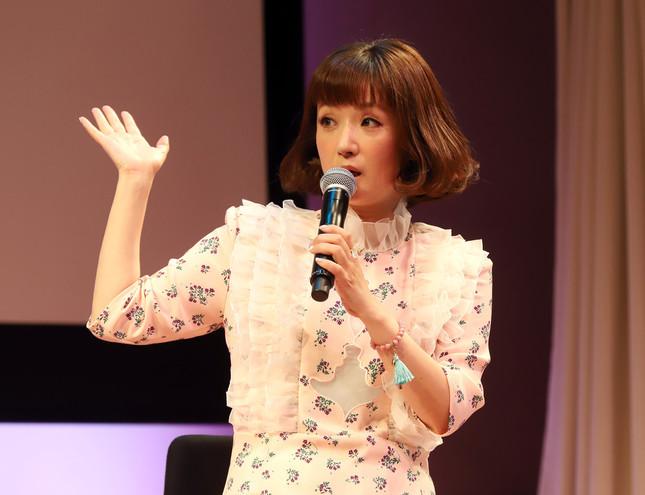 千秋さん(写真:つのだよしお/アフロ)