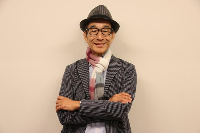 「いたずら心もあって」歌ってみたと茶目っ気を込めて語った菅原進さん