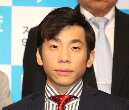 織田信成さん(2015年8月撮影)