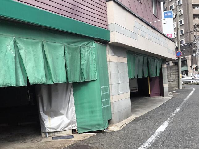 コロナ禍のラブホテルの現状は(イメージ)