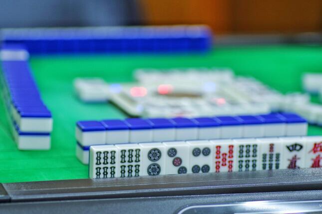 賭け麻雀は「ダメ。ゼッタイ」(写真はイメージ)