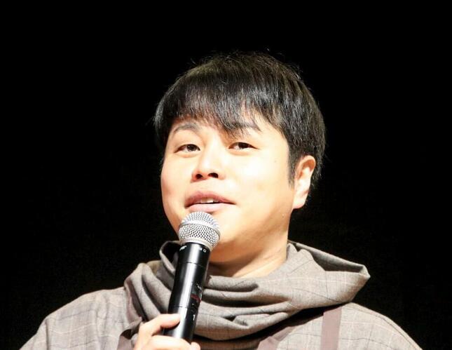 「今日好き」出演者を気遣った井上さん(2019年撮影)