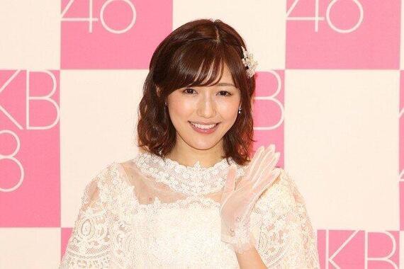 渡辺麻友さん(写真は2017年撮影)