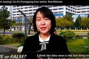 北朝鮮「官製YouTuber」で路線変更か 若い女性が「平壌での日常」英語でレポート