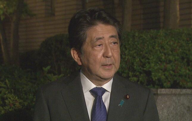 安倍晋三首相。横田滋さんの死去を受け、「断腸の思い。本当に申し訳ない思いでいっぱい」などと語った(写真は首相官邸ウェブサイトから)