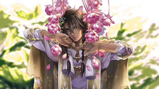 ピックアップ対象:SSR レオナ[ガラ・クチュール]©Disney.  Published by Aniplex