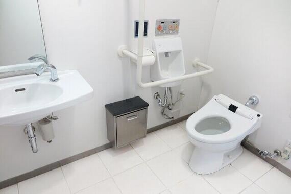 メーカーが「多目的トイレ正しく使って」と訴え(画像はイメージ)