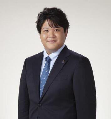 7月に新社長に就任する辻朋邦氏(サンリオ発表リリースより)