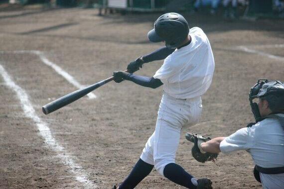 「野球用具の消毒」に注意喚起(画像はイメージ)