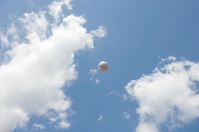 今年のプロ野球は「空中戦」主体に?