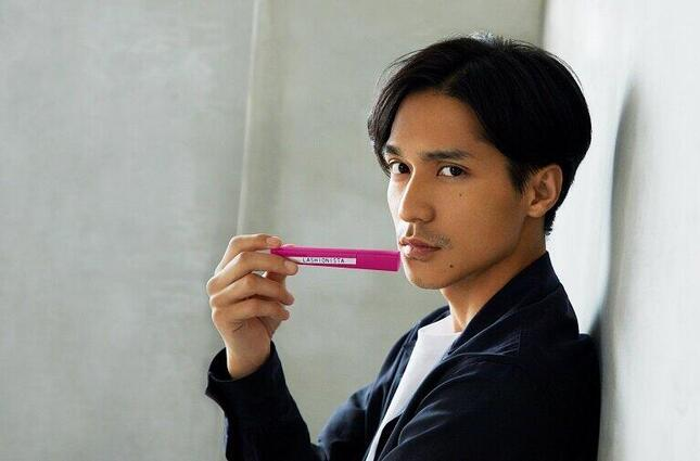錦戸亮、横浜流星... 化粧品ブランド起用で「波が来てるのかな」
