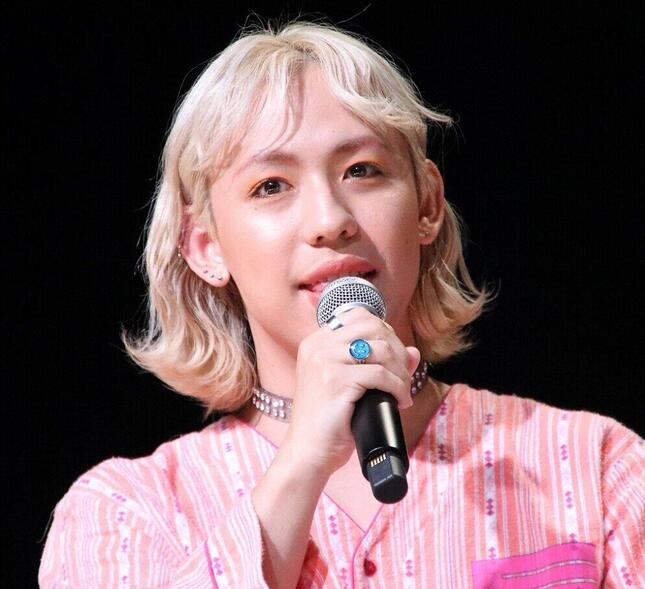 りゅうちぇるさん(2019年9月撮影)