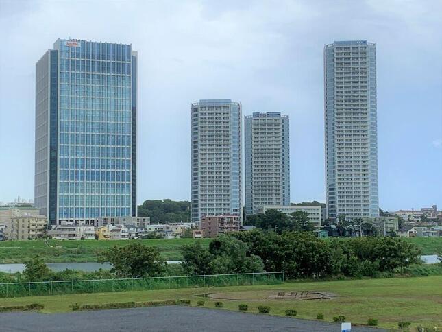 二子玉川駅そばの複合施設「二子玉川ライズ」