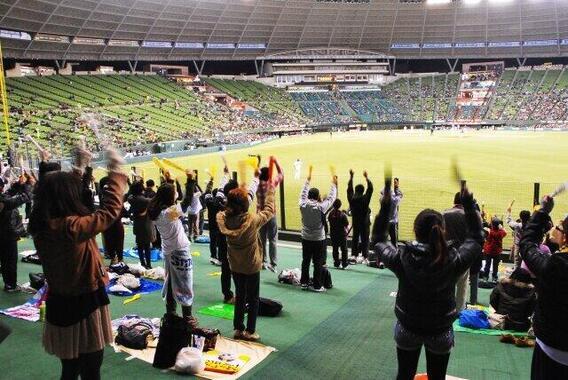 7月10日から開始「有観客試合」の行方に不安の声(画像はイメージ)
