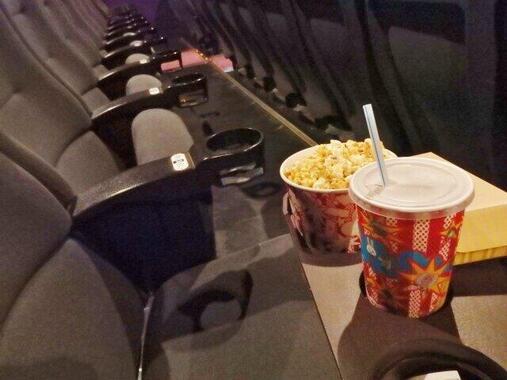 映画館での楽しみが増える(画像はイメージ)