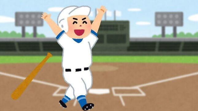 豪快アーチで球場を沸かす投手たち(イメージ)