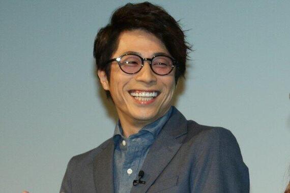 田村淳さん(2017年2月撮影)