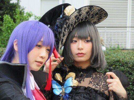 伊織もえさん(左)と宇垣さん