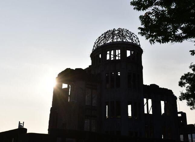 毎年8月に集中する「平和」報道。2020年はSNS上でどう広がったのか(写真は広島・原爆ドーム)
