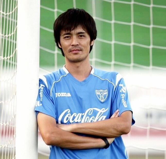 かつてU-20ホンジュラス代表GKコーチをつとめた山野陽嗣氏