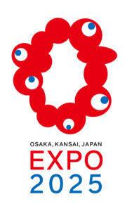 大阪・関西万博のロゴ発表
