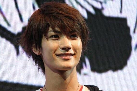 三浦春馬さん(2008年撮影)