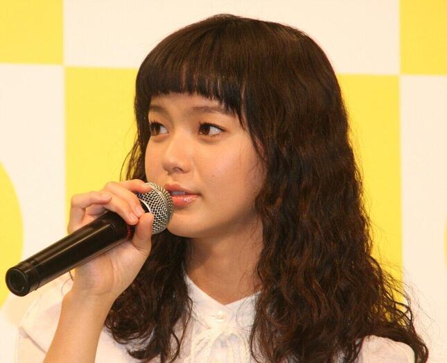多部未華子さん(2011年撮影)