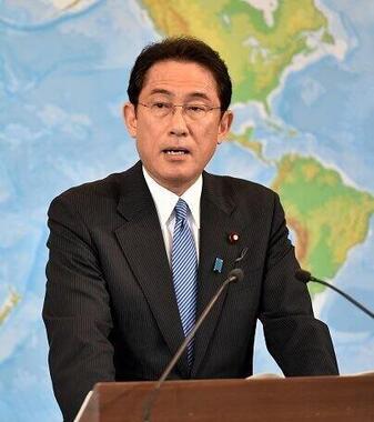 岸田文雄氏(写真は外相時代の2017年8月の外務省フェイスブックより)