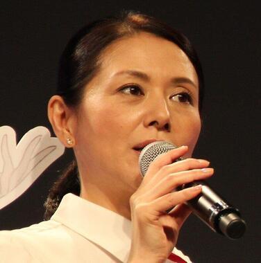 小泉今日子さん(2015年撮影)
