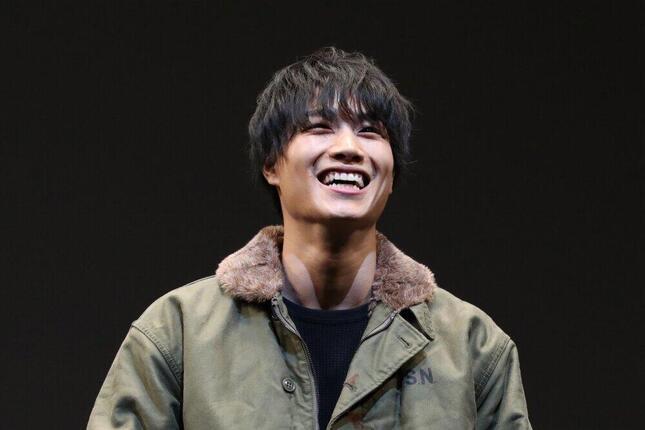 「クズ男役」が似合いすぎる?(写真:2018 TIFF/アフロ)