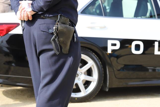 警察官が1人でもいると助かるが…(写真はイメージ)