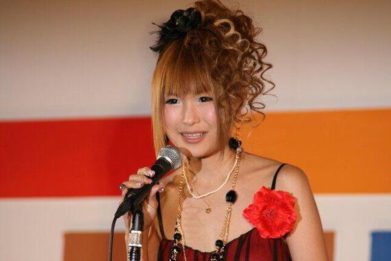 ギャル曽根さん(2007年撮影)