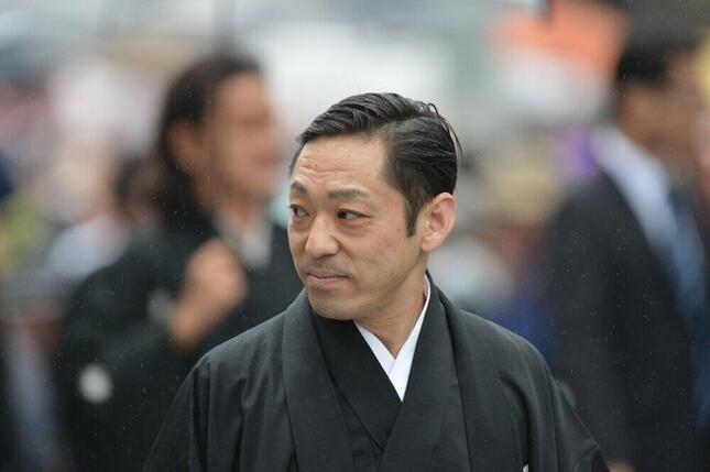 香川照之さんのツイートにファンが沸いた(写真:築田純/アフロ)