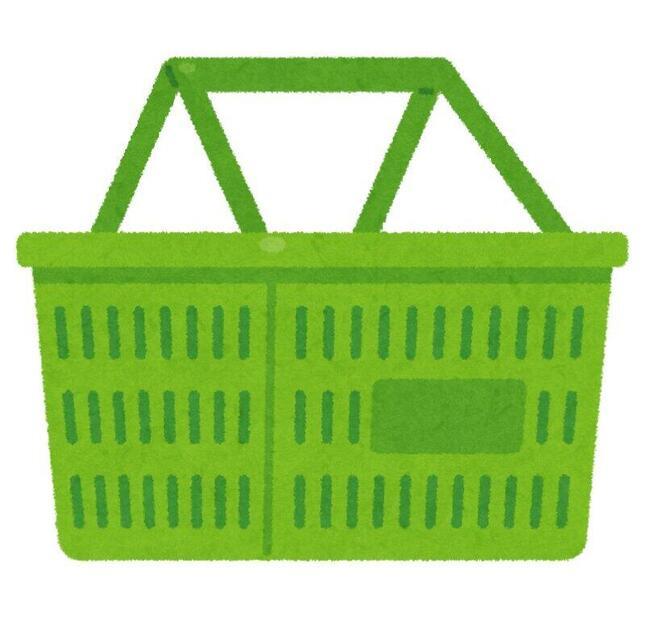 「マイ買い物かご」が話題に。