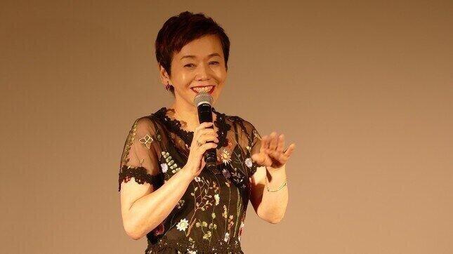 大竹しのぶさん(2017年撮影)が竹内結子さんをインスタで追悼した。
