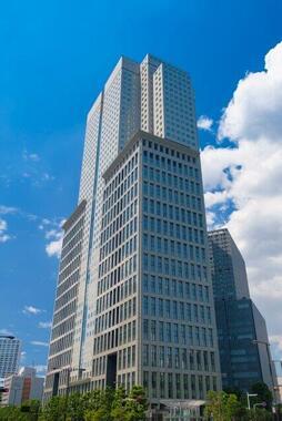 NTTドコモ本社のある山王パークタワー
