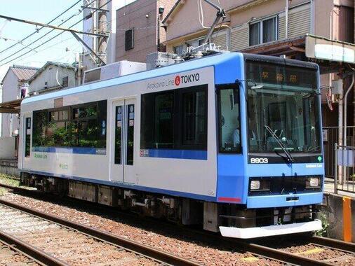 「都電荒川線」か「東京さくらトラム」か
