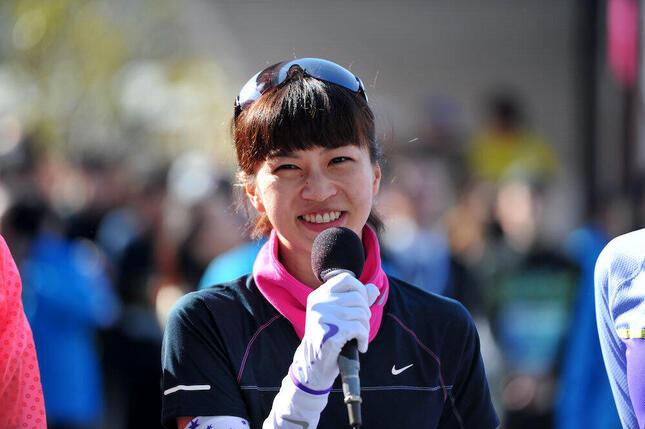 安田美沙子さん(写真:築田純/アフロスポーツ)