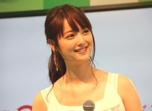 佐々木希さん(2015年8月撮影)