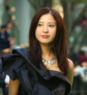吉高由里子さん(2012年10月撮影)