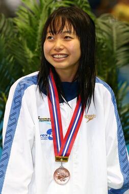 パラ水泳選手の西田杏さん